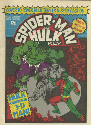 Spider-Man and Hulk Weekly #397
