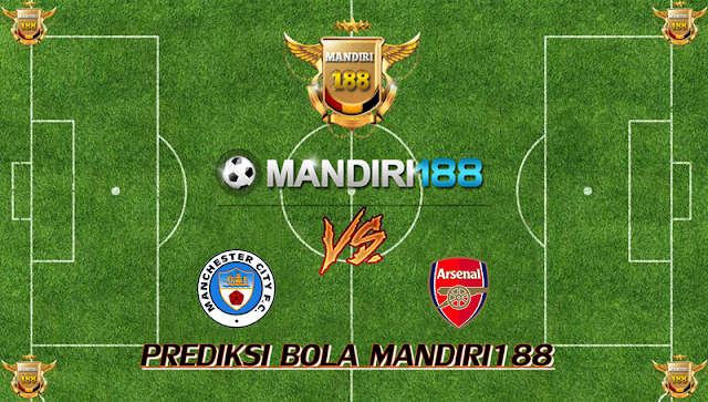 AGEN BOLA - Prediksi Manchester City vs Arsenal 5 November 2017