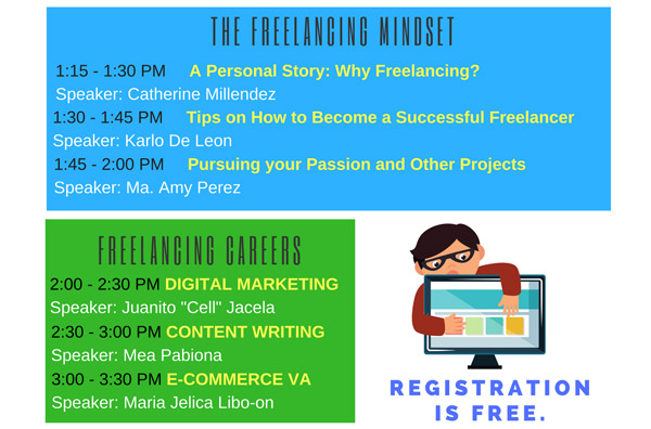 Negros Freelancers Meet up 2018