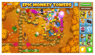 Bloons TD 6 Apk Strategy Game (Epic Monkey Towers)