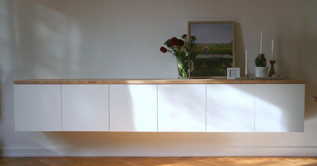 vida nullvier diy sideboard ikea hack. Black Bedroom Furniture Sets. Home Design Ideas