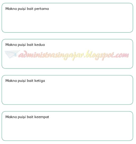 Kunci Jawaban Tema 6 Kelas 4 Halaman 43
