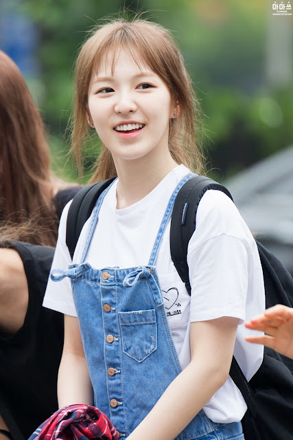 Wendy Red Velvet Without Makeup