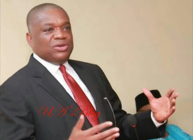 Ekiti guber: Orji Kalu speaks on Fayemi's emergence as APC flag bearer.