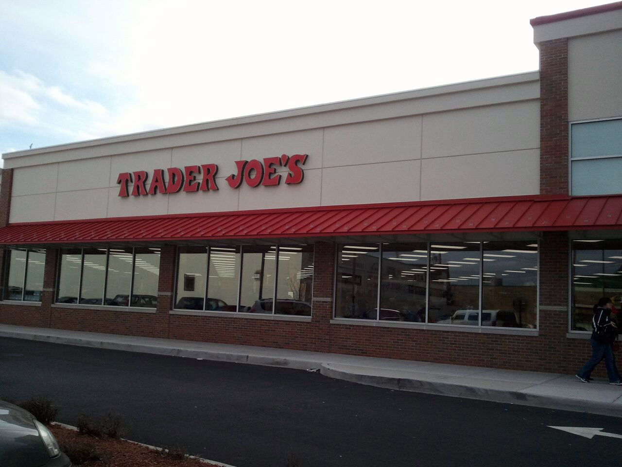 gardening in the boroughs of nyc: My Love... Trader Joe's