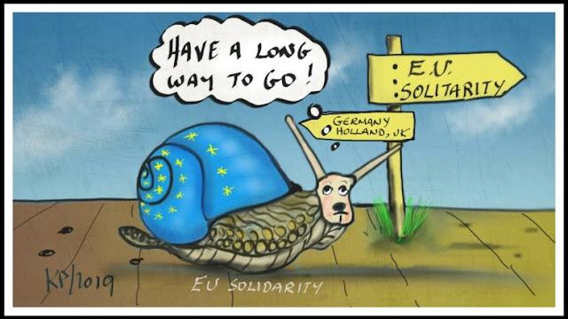 """Η Τουρκία επελαύνει και η Ε.Ε. """"λιάζεται"""""""