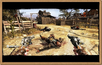 Call of Juarez Gunslinger Games Screenshots