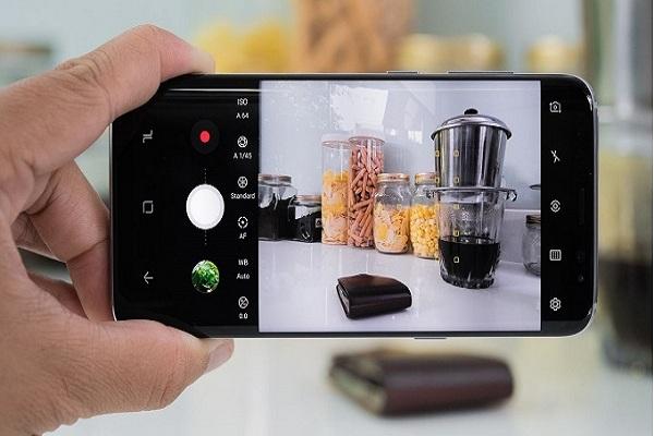 Camera trên máy rất sắc nét