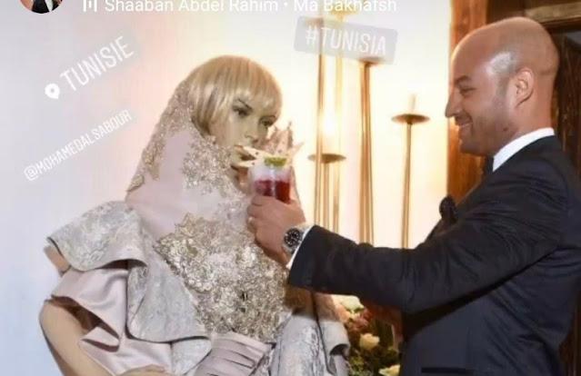 mohamed al-sabour محمدآل صبور ـ imen cherif إيمان الشريف