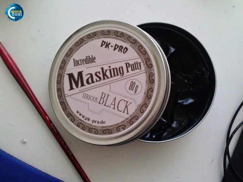 Incredible Masking Putty (PK-PRO)