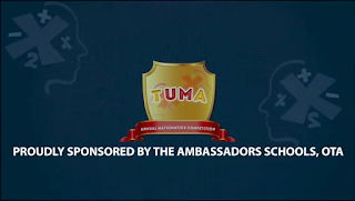 TUMA Maths Competition Cash Prizes for Teachers & Students