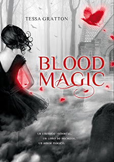 Blood magic 1, Tessa Gratton