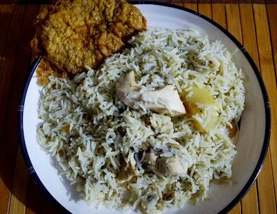 Chicken Pulav Recipe by thehoggerz.com