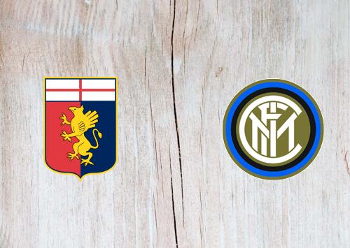 Genoa vs Internazionale -Highlights 24 October 2020