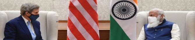India, US Looking To Deepen Partnership On Clean Energy, Military And Security Sphere