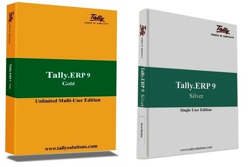 Difference between Tally Silver and Gold Edition in Hindi