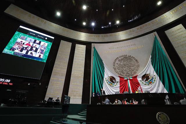 La Cámara de Diputados aprobó reformas a la Ley General del Equilibrio Ecológico y la Protección al Ambiente