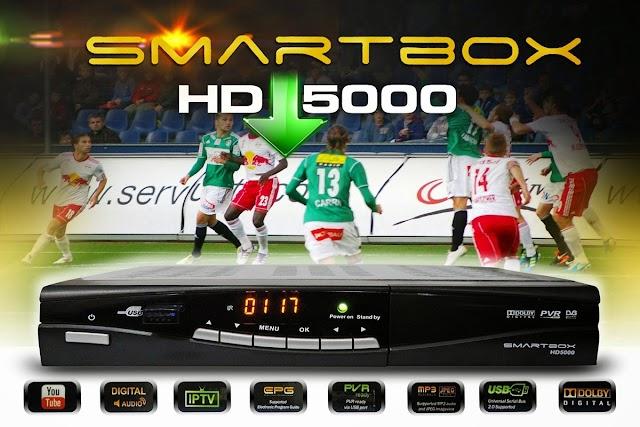 SMARTBOX HD 500 TRANSFORMAÇÃO EM MIUIBOX OMEGA - 31/10/2016