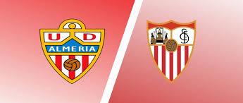 مباراة إشبيلية وألميريا sevilla vs almeria في ربع نهائي كأس ملك إسبانيا مباشر 2-2-2021 والقنوات الناقلة
