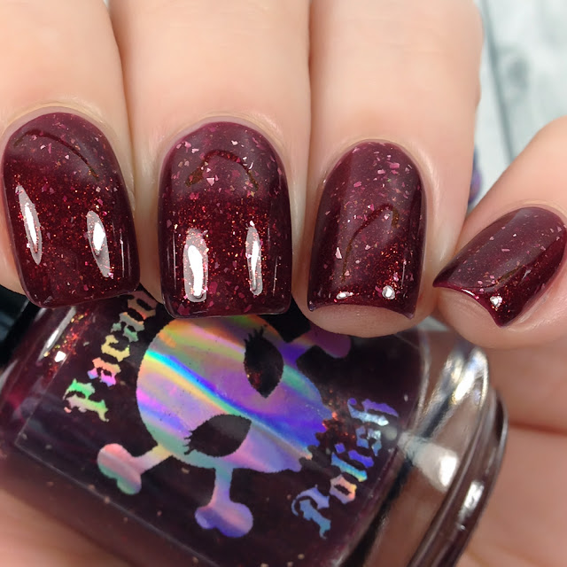 Paradox Polish-OXBLOOD