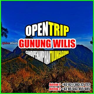 Open Trip Gunung Wilis 2021 Via Candi Penampihan Tulung Agung 2H1M