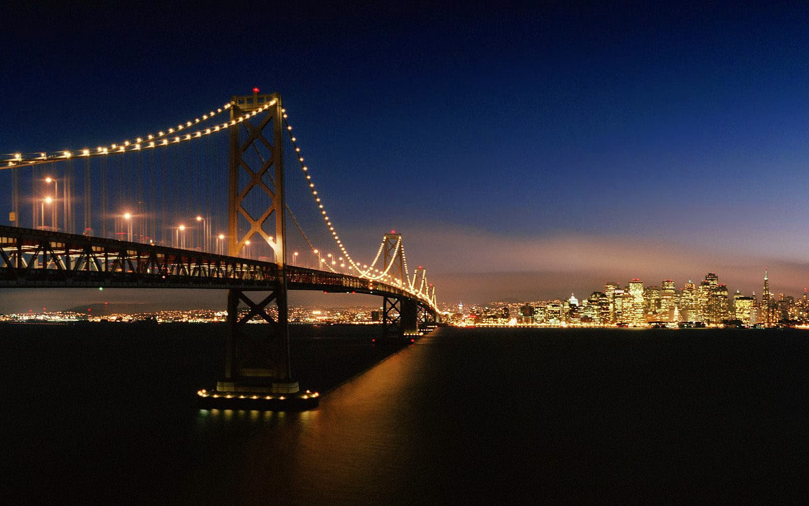 light bridge wallpaper - photo #4