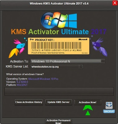 Windows KMS Activator Ultimate 4.7