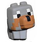 Minecraft Wolf Slime Figure