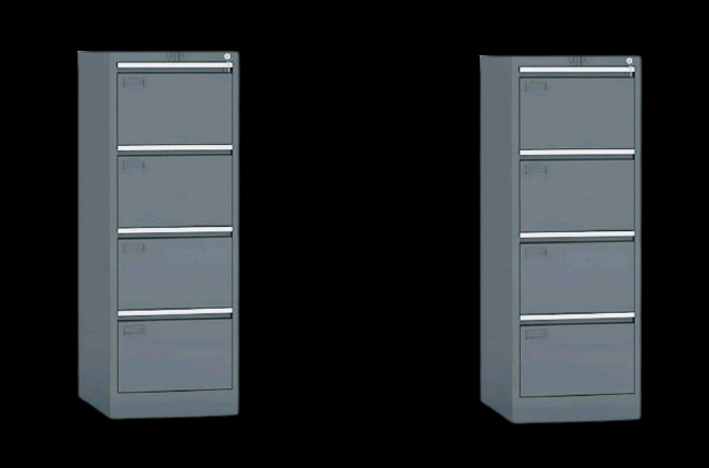 Manfaat Mempunyai Filling Cabinet 4 Laci di Kantor Anda