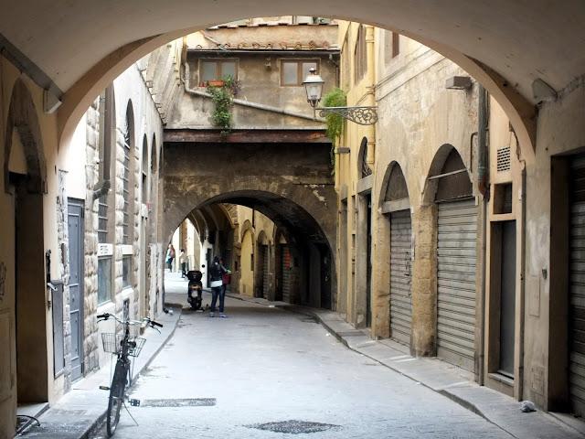 callejuelas de Florencia