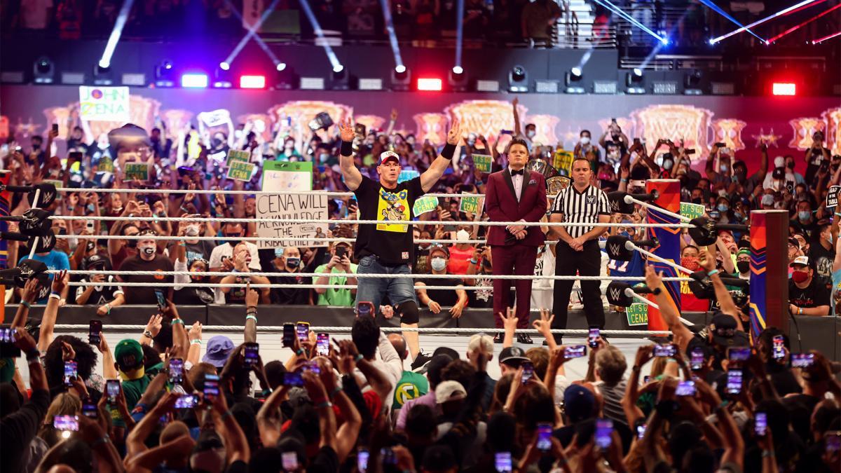 WWE bate vários recordes com o SummerSlam