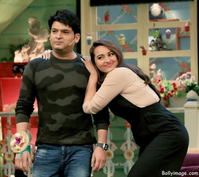 sonakshi sinha's brother kapil sharma photo