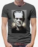 Camisetas Frankenstein