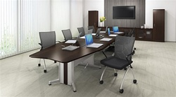 Mayline TransAction Powered Conference Furniture