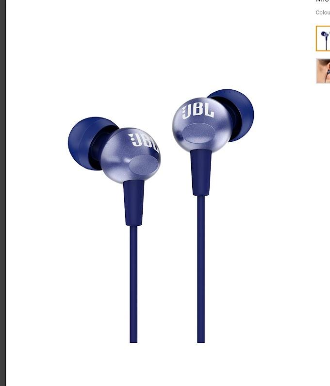 Best JBL earphones in offer 20%off