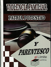 VIOLENCIA FAMILIAR PATRIA POTESTAD