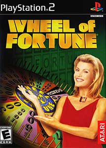 Wheel of Fortune PS2 ISO (Ntsc) (MG-MF)