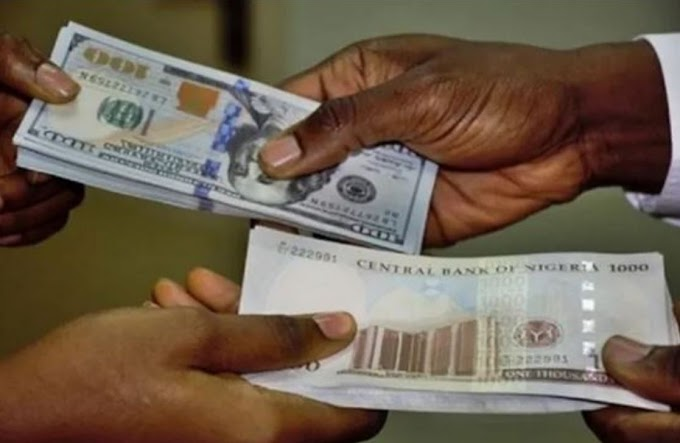 Naira falls to a record ₦557/$1 on the black market as demand pressure worsens