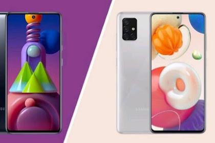 Perbandingan Si Kembar Samsung Galaxy M51 vs Galaxy A51