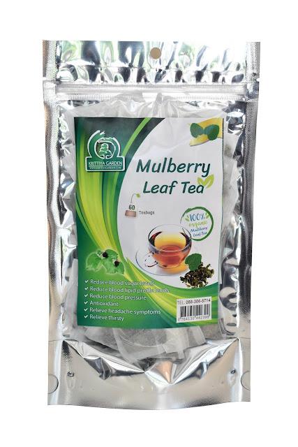 Mulberry Leaf Tea 60-Teabags