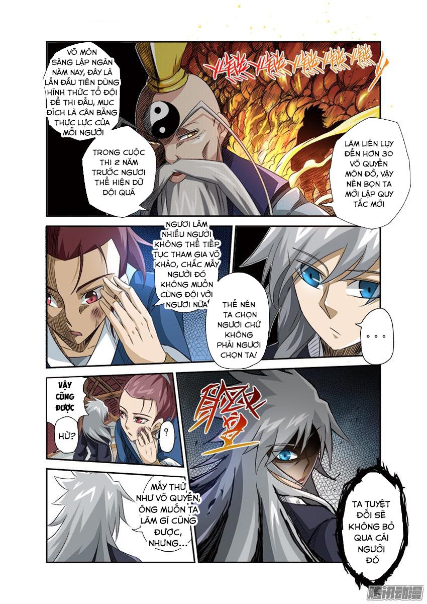 Quyền Bá Thiên Hạ Chap 149 - Trang 6