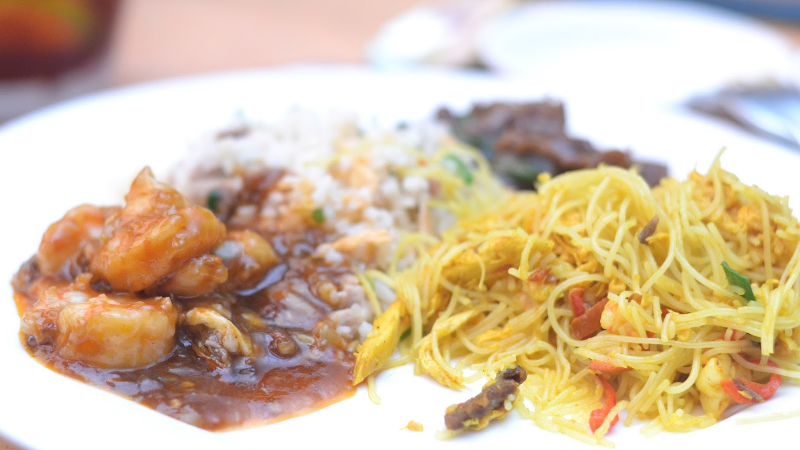 Chinese Food in Nigeria