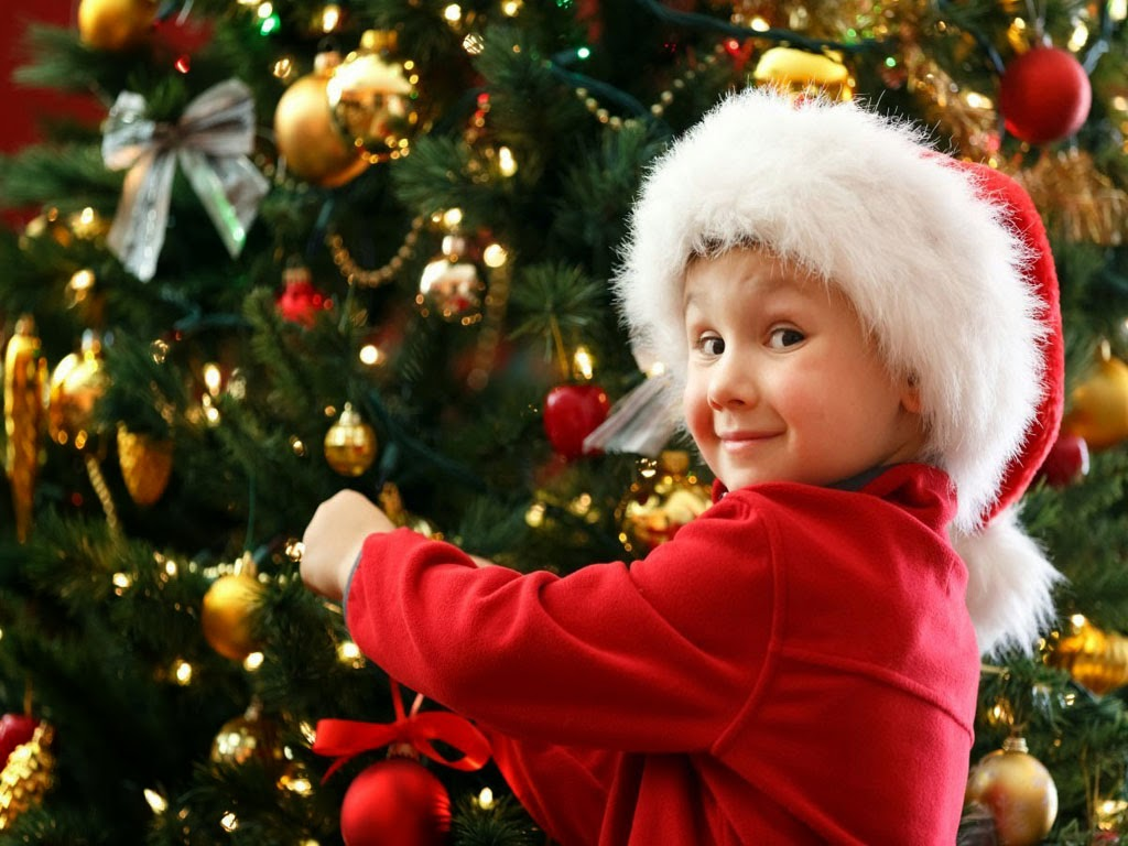 Beautiful Christmas Baby HD Images Download