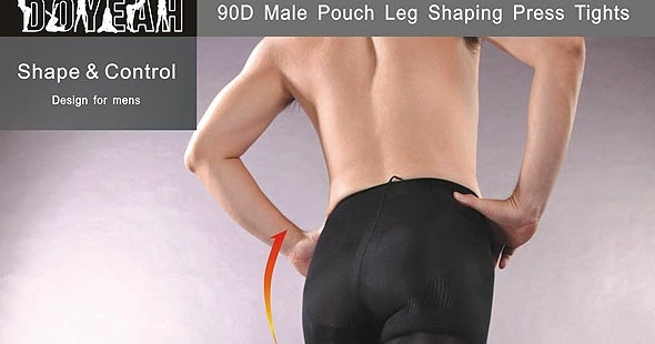 3280ae5e2dc65 Hosiery For Men: New Doyeah support tights for men