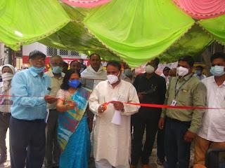 जालौन: मच्छर जनित बीमारियों की रोकथाम में सभी करें सहयोग, सांसद भानुप्रताप वर्मा ने फीता काटकर अभियान का किया शुभारंभ Jalaun: Everyone should cooperate in the prevention of mosquito-borne diseases, MP Bhanupratap Verma launched the campaign by cutting the tape : Orai News Hindi