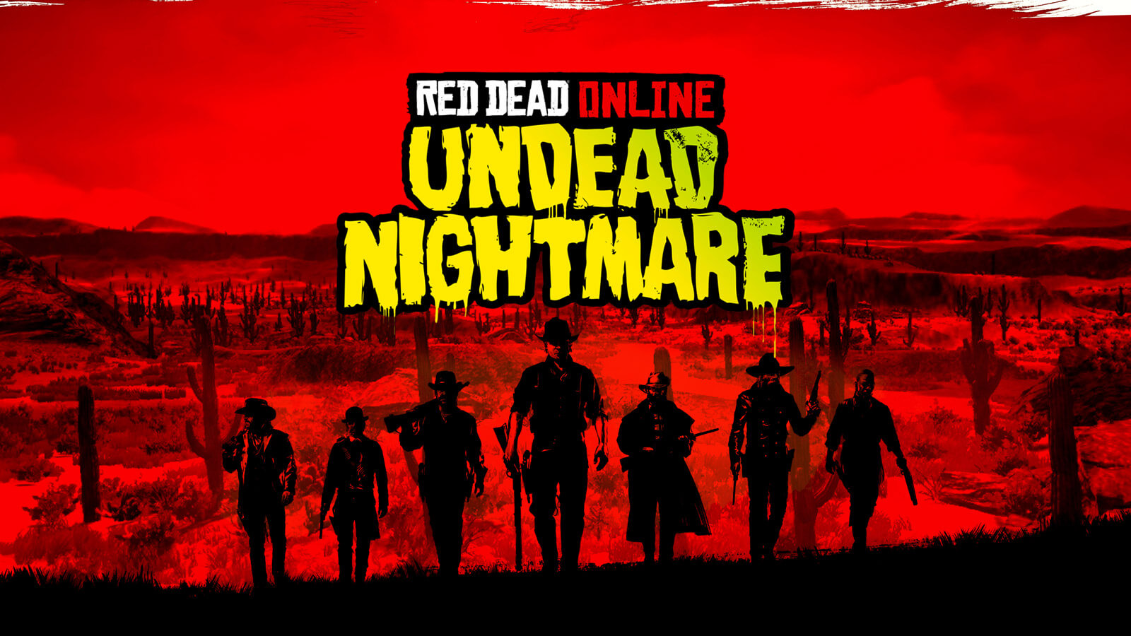 Red Dead Online May Have Teased Undead Nightmare Gameslaught