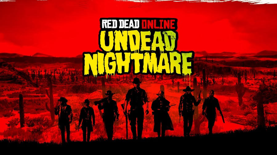 red dead online undead nightmare rumor zombies glitch ps4 xbox one rockstar games