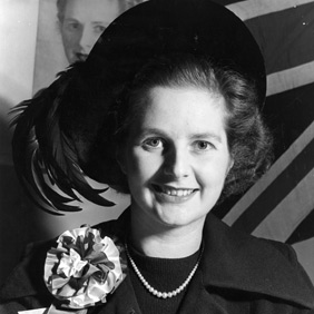 Margaret Thatcher - Saturday Buddha