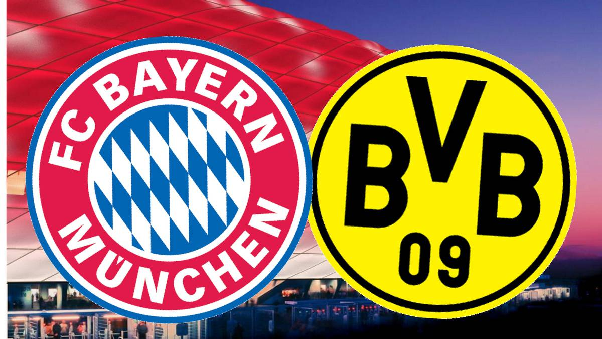 Bayern Munich vs Borussia Dortmund, TV, Lineups, team news