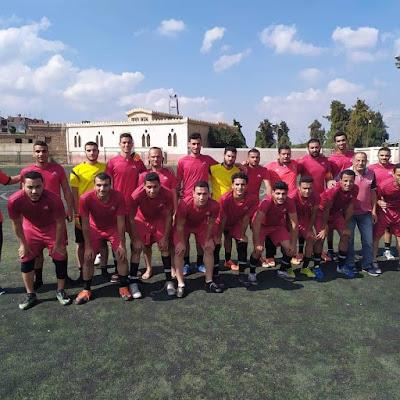 عطاالله نتمنى التربع على قمة المجموعة الثالثة بدورى مراكز الشباب والدعم كامل للجهاز الفنى واللاعبين